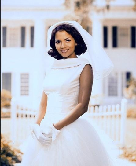 The Wedding Movie: Stars' Classic Wedding Dressin TV Drama